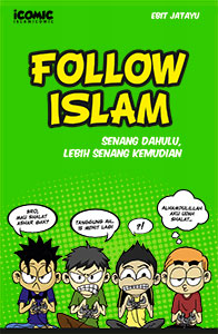 Follow Islam icomic