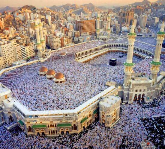 tempat mustajabah di masjidil haram