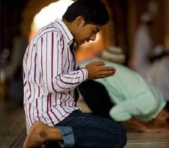 doa adalah cara untuk mengajak allah menyelesaikan masalah kita