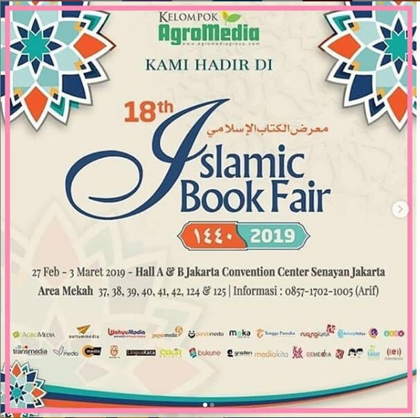 Islamic Book Fair 2019