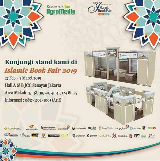 stan qultummedia di islamic book fair 2019
