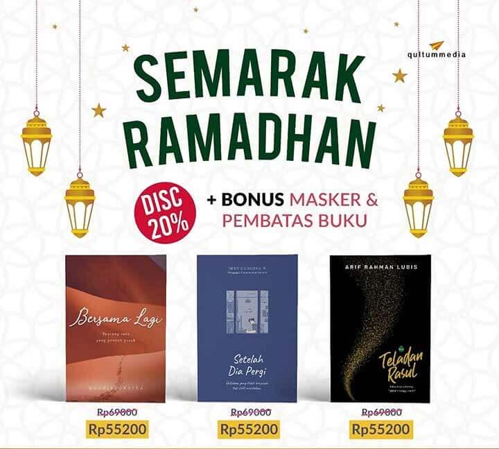 teladan rasul semarak ramadhan